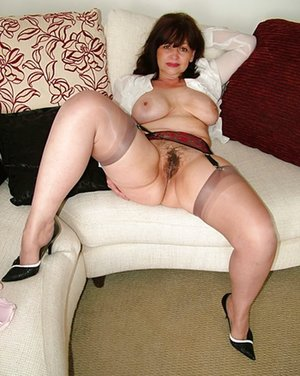 BBW Stockings Pictures