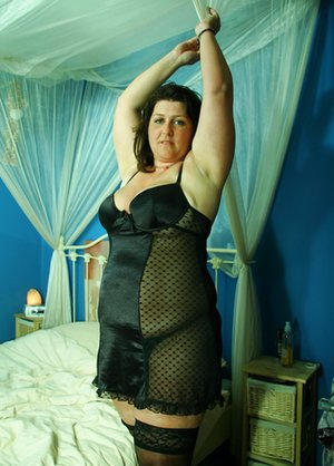 BBW Underwear Pictures