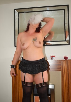Smoking BBW Pictures