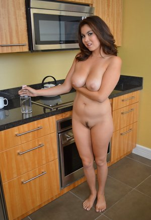 BBW in Kitchen Pictures