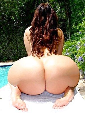 BBW Milf Ass Pictures